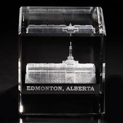 Edmonton Temple Cube