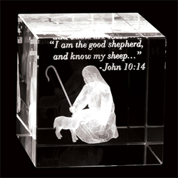 The Good Shepherd Cube