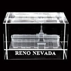 Reno Temple Cube
