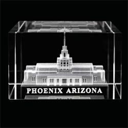Phoenix Temple Cube