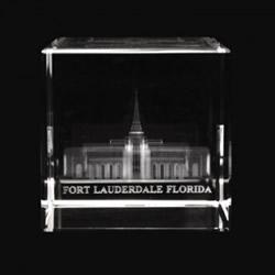 Fort Lauderdale Temple Cube