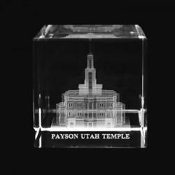 Payson Temple Cube