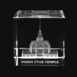 Ogden Temple Cube