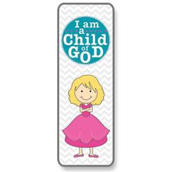 Child of God Bookmark (Girl)