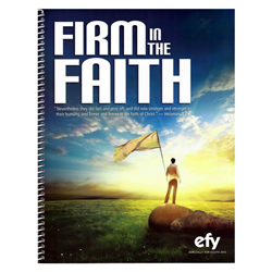EFY 2013: Firm In The Faith - Songbook