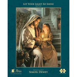Let Your Light So Shine Puzzle
