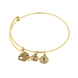 CTR Bangle Bracelet lds adjustable bracelets, childrens bracelets, lds childrens bracelets, childrens lds bangle bracelets