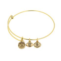 Liahona Bangle Bracelet