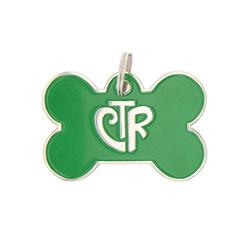Personalized CTR Pet ID Tag - Bone - LDP-PTG152005259