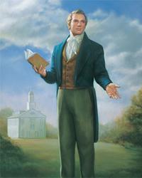 Brother Joseph - Print