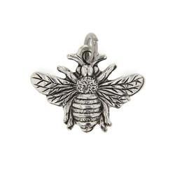 Bee Charm bee charm, honeybee charm, lds symbolic charm