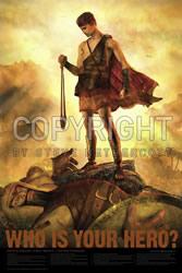 David & Goliath Poster
