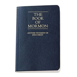 Economy Book of Mormon - Pocket Size - LDS-ECOBOM-POCKET