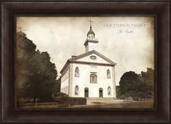 Kirtland Temple - Vintage Framed