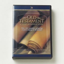 Old Testament Visual Resources DVD