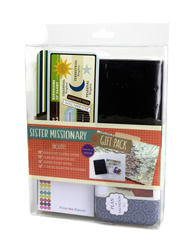 Sister Missionary Teaching Gift Pack