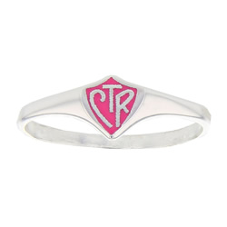 Pink Mini CTR Ring - RM-C00116