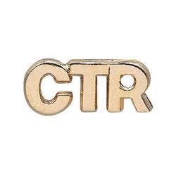 CTR Pin - Gold