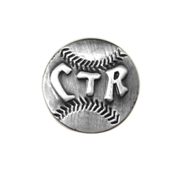 CTR Sport Baseball Tie Tack