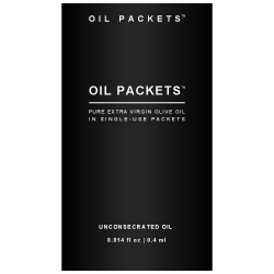 Oil Packet oil packet, alternative to oil vial, priesthood oil packet