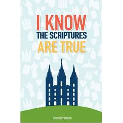 I Know the Scriptures are True - Primary Book