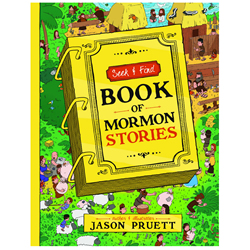 Seek & Find: Book of Mormon Stories