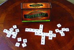 Book of Mormon Speed Scrambler - CF-P13378