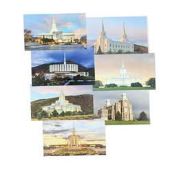 Utah Temples Minicard Pack