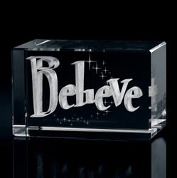 Believe Cube