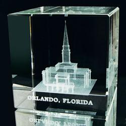 Orlando Temple Cube