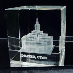 Draper Temple Cube