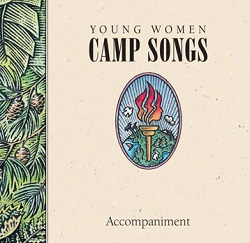 Young Women Camp Songs CD