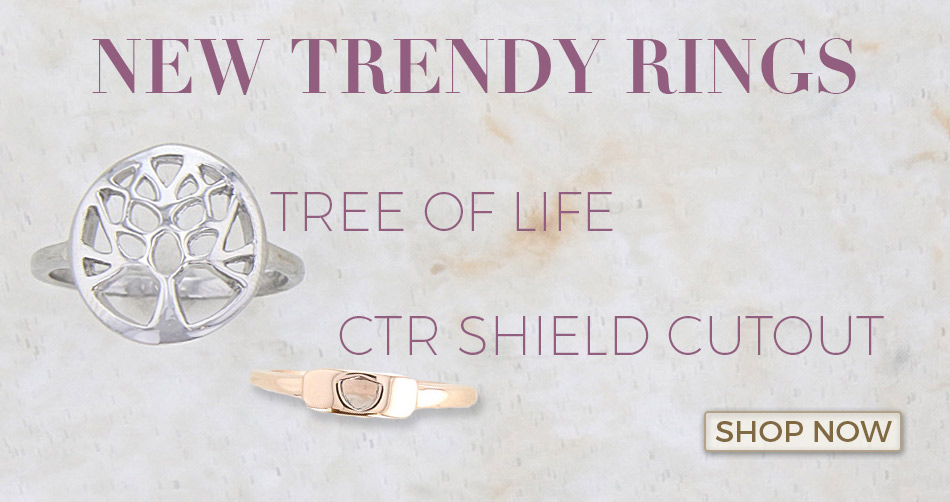 LDS Women's Rings