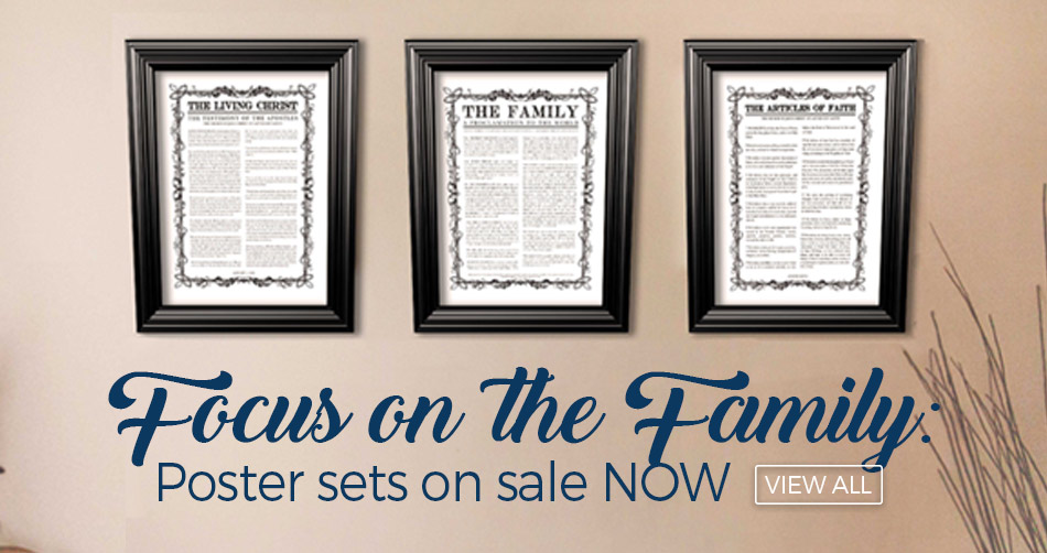 LDS Family Posters