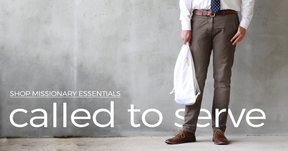 LDS Missionary Essentials