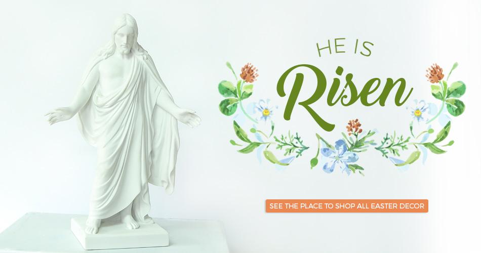 LDS Christus Statues