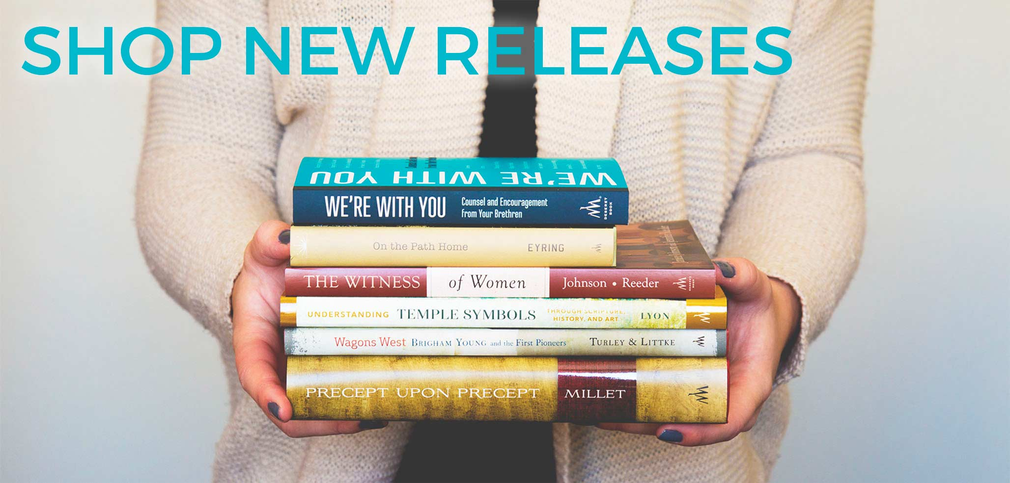 New Release LDS Books