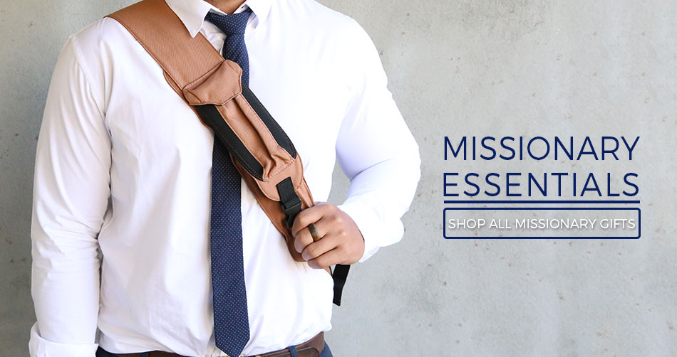 LDS Missionary Essentials