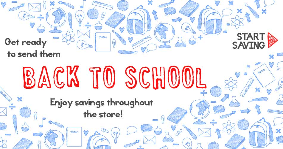 LDS Bookstore Back To School