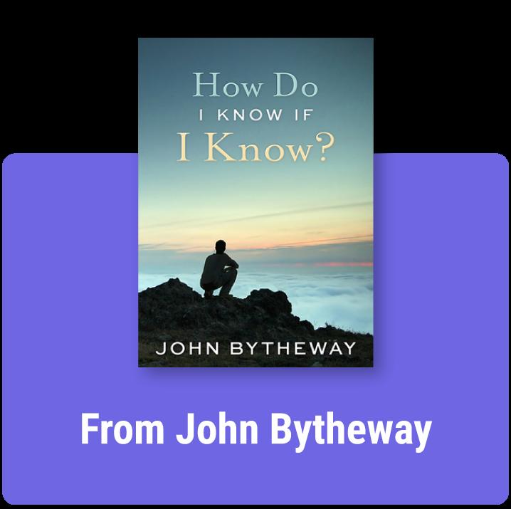 How Do I Know If I Know