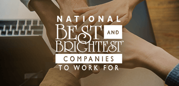 National Best and Brightest logo