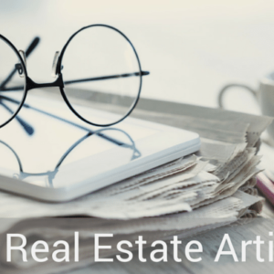 Agent Evolution Real Estate Reading List