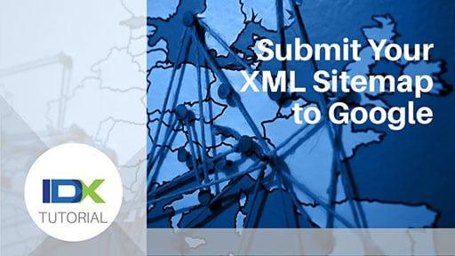 Submit XML Sitemap