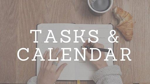 Tasks & Calendar