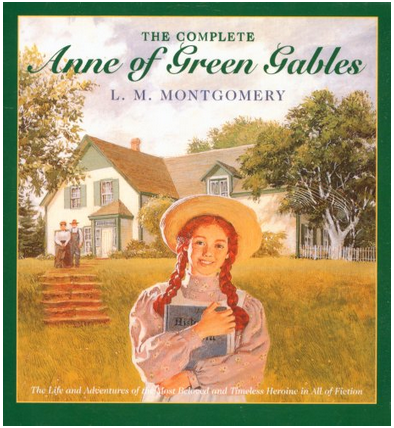 Learning for round pegs - anne of green gables