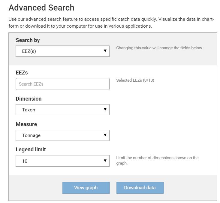 Click to view Advanced Search