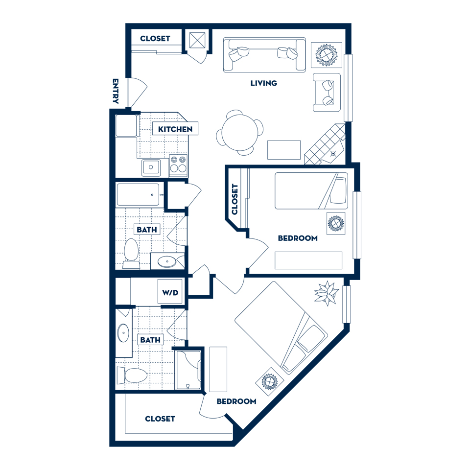 The Square Apartments Pricing