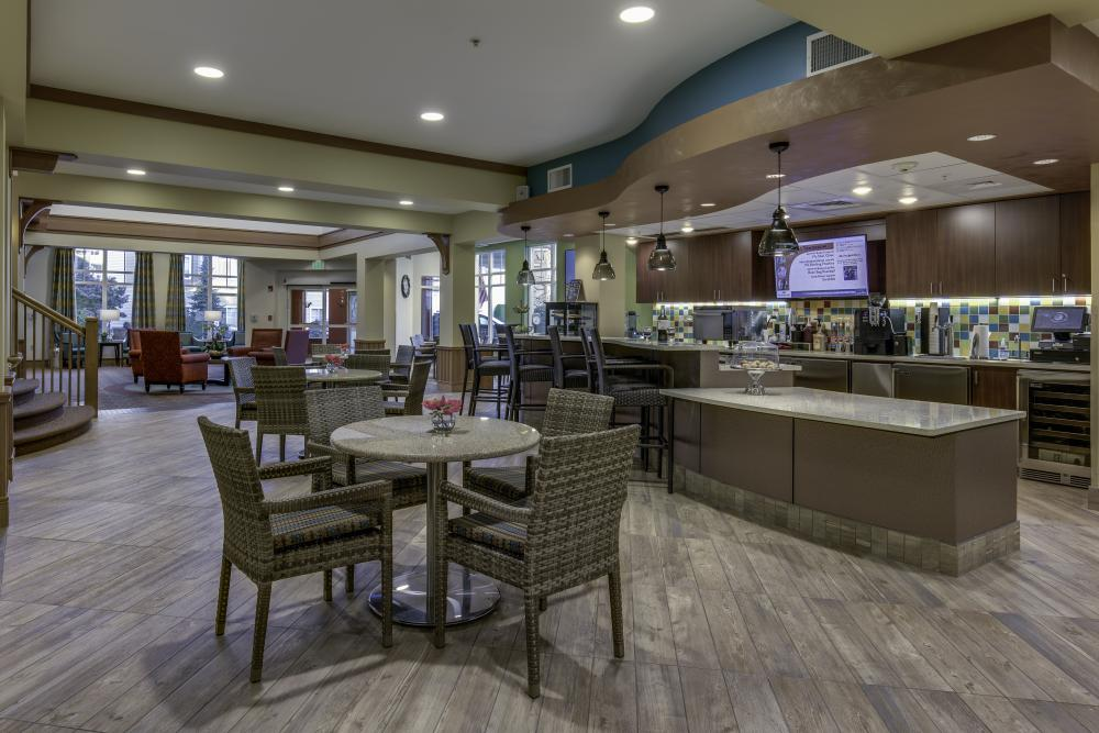 Bistro - Fairwinds Spokane Retirement Community