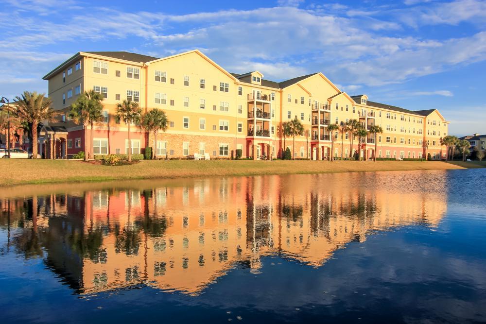 Living In Jacksonville : Senior Living in Jacksonville, FL  Camellia Retirement ...