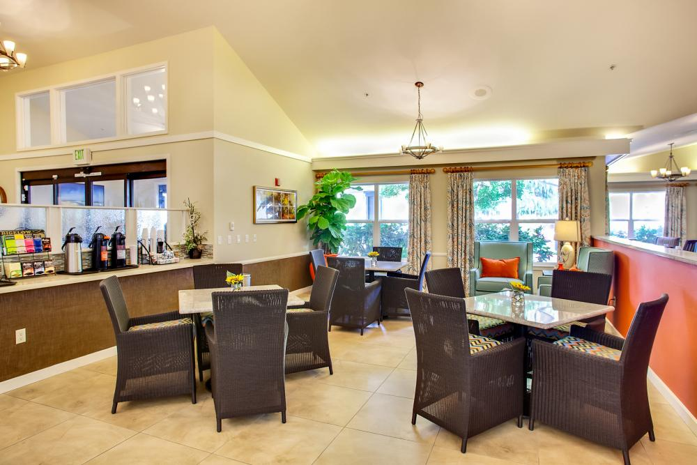 Breakfast Nook - Canfield Place Retirement Community